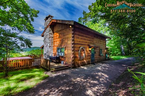 Mountain Log Cabins by S Smoky Mountain Log Cabin Vacation Rental