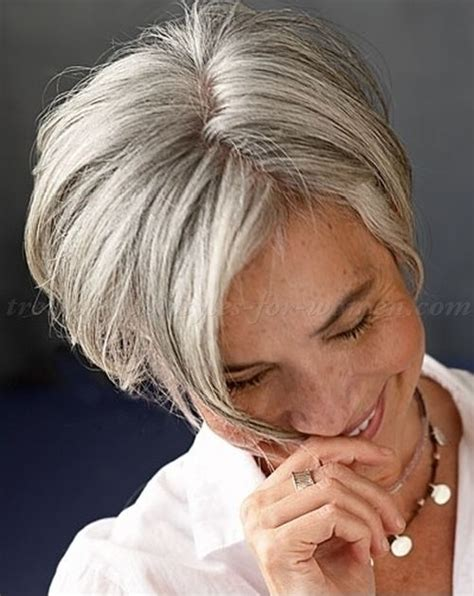 haircuts for gray hair 50 and older 20 stylish hairstyles for women over 50 grey hairstyle