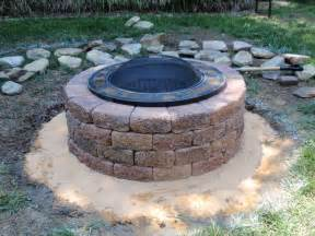 Stone Around Fireplace stone fire pit construction fireplace design ideas