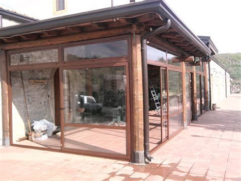 chiusura veranda in pvc veranda in pvc