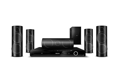 Home Theater Philips 5 1 home theater hts5530 94 philips