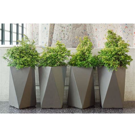 concrete planters for sale planters astonishing cement planters for sale concrete
