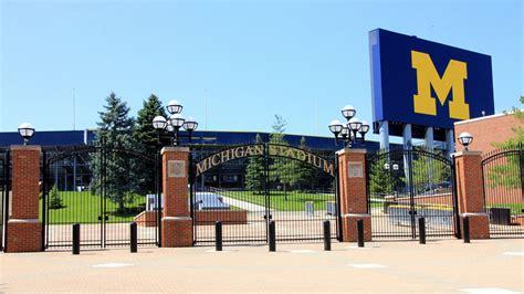 big house michigan michigan stadium the big house stadiumdb com