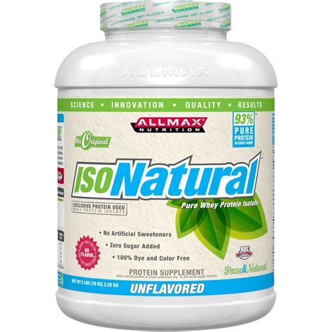 Allmax Liver Detox Review by Allmax Nutrition Isonatural Unflavored 80 Oz