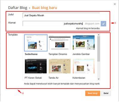 cara membuat blog sendiri di internet cara mudah membuat blog sendiri di internet jasa bikin