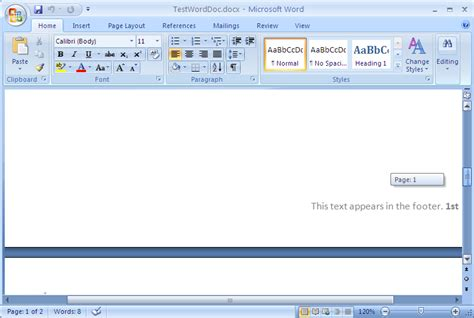 Word Document Assembly