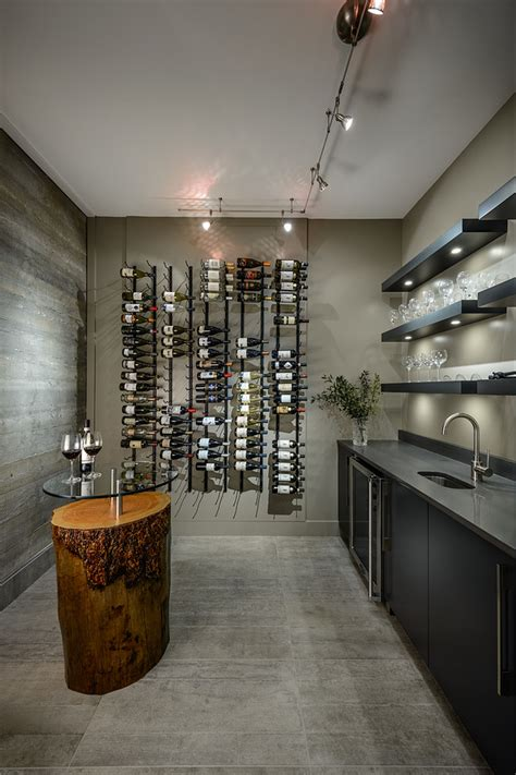 Wine Room Decor by Splendid Personalized Wine Bottle Stopper Decorating Ideas Images In Wine Cellar Mediterranean