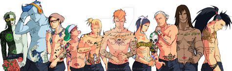 tattooed akatsuki by risedarkmoon on deviantart
