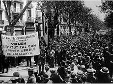 De la Lliga Regionalista al simulacro de referéndum por la ... Lenguas En Catalunya