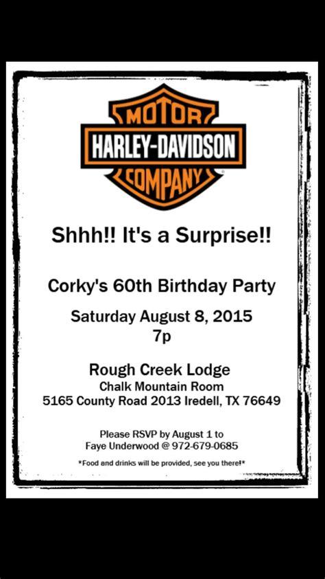 Harley Davidson Invitations by Harley Davidson Birthday Invitations Hearty