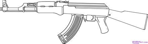 gun machine gun pencil and in color gun gun colouring page pencil and in color gun colouring page