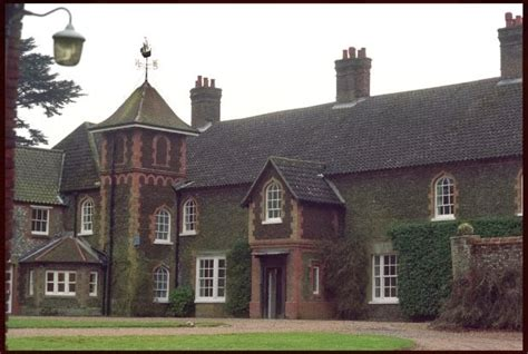 amner hall houses of state anmer hall sandringham estate norfolk