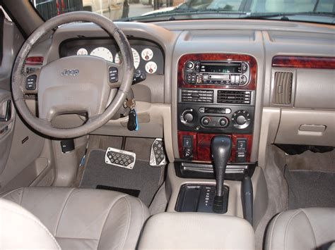 2001 Jeep Grand Interior by 2001 Jeep Grand Interior Pictures Cargurus