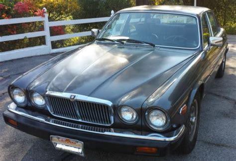 purchase used 1984 jaguar xj6 base sedan 4 door 4 2l in