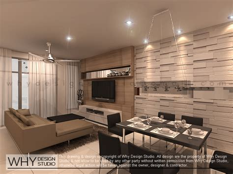 Malaysian Dining Room Design Reno2you Why Design Kar Storey Terrace