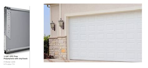 Do Insulated Garage Doors Make A Difference by Before And After Gallery Plano Tx