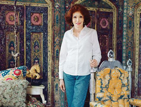 Ann Getty?s Exotic Interiors Sotheby's