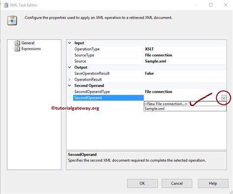 xml gateway tutorial ssis xml task to tranform xml file using xslt 10