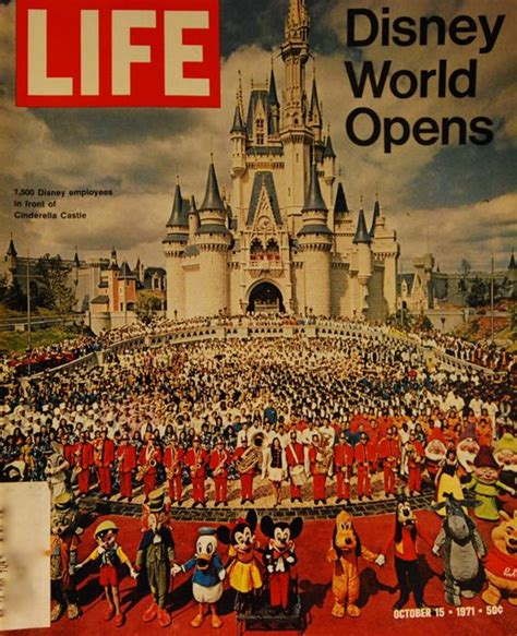 Happy 40th Birthday Walt Disney World!   What's Up With The Mouse?