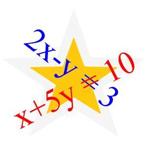 imagenes abstractas lineales sistema de ecuaciones lineales aplicaciones android en