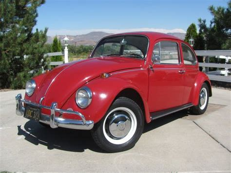 how does a cars engine work 1967 volkswagen beetle spare parts catalogs find used 1972 volkswagen super beetle w 1641cc engine w hydraulic lifters in midland michigan