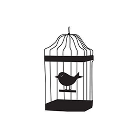 uccello in gabbia titoo for you tatuaggi temporanei design bianco e nero