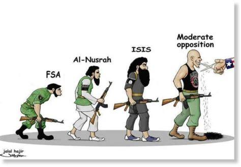 Etnique Syari s艱 rebelianci w syrii ripsonar news