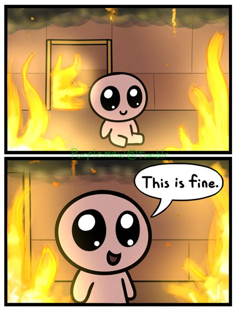 Everything Is Fine Meme - everything is fine reaction images know your meme