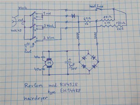 Hair Dryer Vs Heat Gun Ps3 hair dryer electrical circuit diagram hair free engine