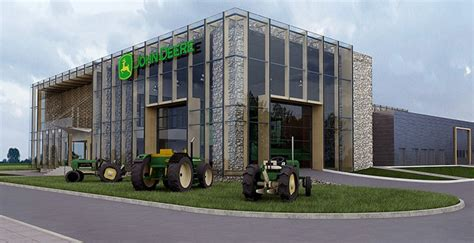 Largest Jd Mba Program In The Country by Deere Regional Headquarters And Facility Aecom