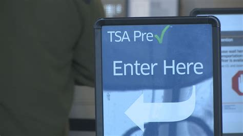 Precheck Background Check Status Tsa Pre Check Coming To Medford Kobi Tv Nbc5 Koti Tv Nbc2