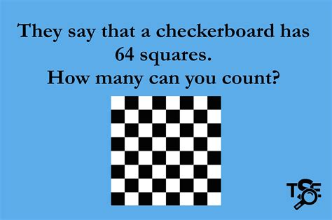 how many square is a 10 by 10 room how many squares are actually on a checkerboard the science explorer