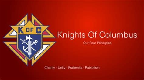 Knights Of Columbus Membership Card Template by Of Columbus Council 337 Home