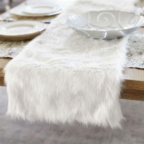 cozy faux fur christmas decor ideas shelterness