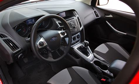 2012 Ford Focus Interior by Car And Driver