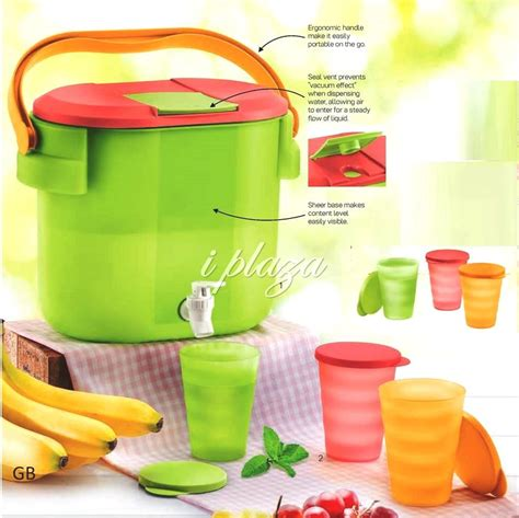 Tupperware Outdoor Cooler 8 7l tupperware outdoor cooler gift set end 2 14 2018 10 15 am
