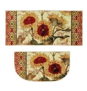 Sunflower Kitchen Rugs Pin By Joey Villamizar On For The Home