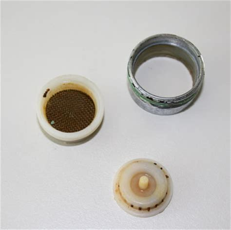Parts Of A Kitchen Faucet clean a faucet aerator for better water simpson plumbing