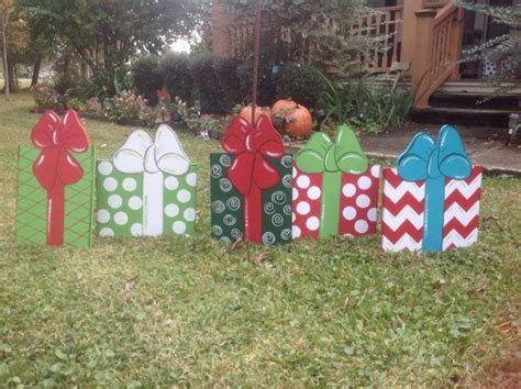 best 25 christmas yard decorations ideas on pinterest