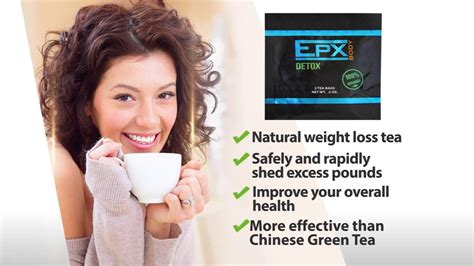 Epx Detox Tea by Epx Detox Herbal Tea For Weightloss