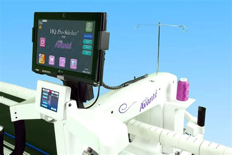 Avante Quilting Machine For Sale by Hq Pro Stitcher Premium Computerized Quilting System For