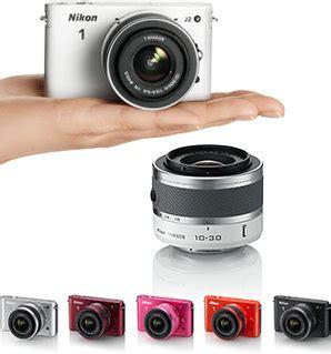 Kamera Nikon J2 nikon 1 j2 systemkamera 3 zoll kit inkl nikkor vr de kamera