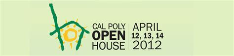 cal poly open house animal science open house schedule animal science department cal poly san luis obispo