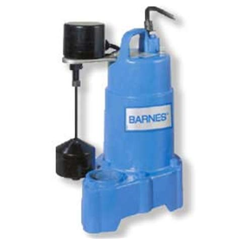 Barnes Sump barnes utility sump pumps for up to 1 2 quot spherical solids