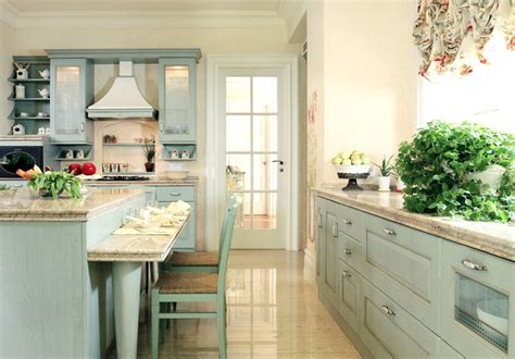 Homes And Decor by Country Kitchen Mediterranean Kitchen Other