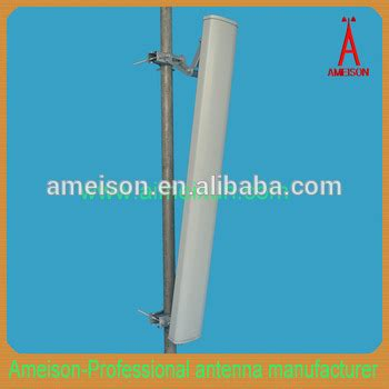 H Gain Sectoral Panel 17 Dbi 90 ameison 5 8 ghz 17 dbi 90 degree sector panel antenna integral n buy sector panel