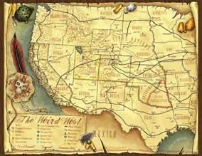 heropress map a monday go west