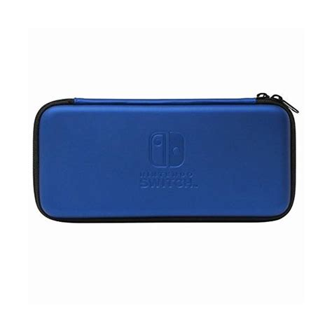 Switch Hori Slim Pouch slim pouch blue ver for nintendo switch hori nin nin all japan import