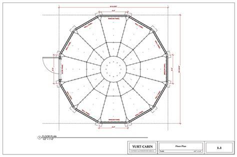 Small Cabin Floor Plans 100 yurt home floor plans yurt floor plans floor