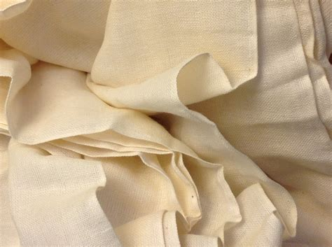 Don Lawija Organic Cotton gauze fabric by the yard for gauze swaddle